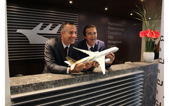 Jet Aviation gains ACJ authorised service centre status for Basel MRO facility