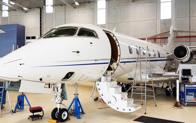 Jet Aviation gains EASA approval to support Challenger 604/605/650 aircraft in Vienna