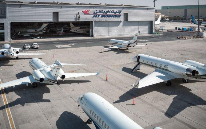 Jet Aviation VIP cabin interior in ACJ319 hits static display at JetExpo 2016