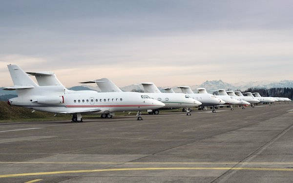 Jet Aviation Zurich operations reinforced during World Economic Forum