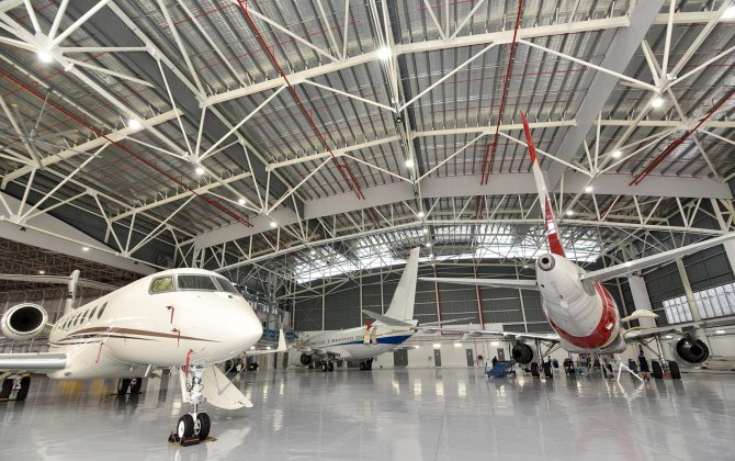 Jet Aviation's 3rd hangar at Seletar Aerospace Park in Singapore goes operational