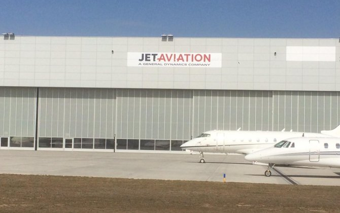 Jet Aviation's maintenance center in Vienna gains FAA Repair Station approval