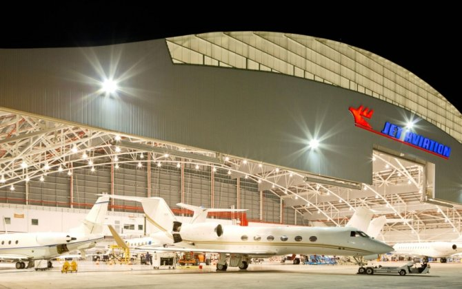 Jet Aviation's Singapore Hub Proves a Strong Foundation in Asian Market