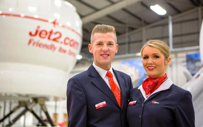 Jet2.com announces almost 1,000 jobs in major recruitment drive