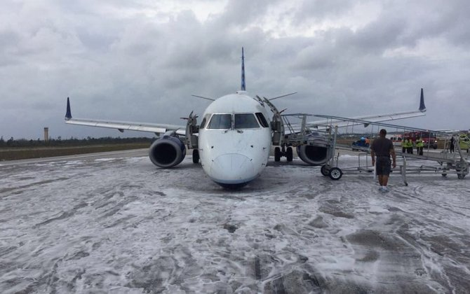 JetBlue Plane Which Fueling Van Hit Last Month Makes Emergency Landing Without Nose Landing Gear