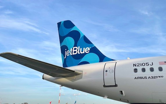 JetBlue takes delivery of Its First Airbus A321neo