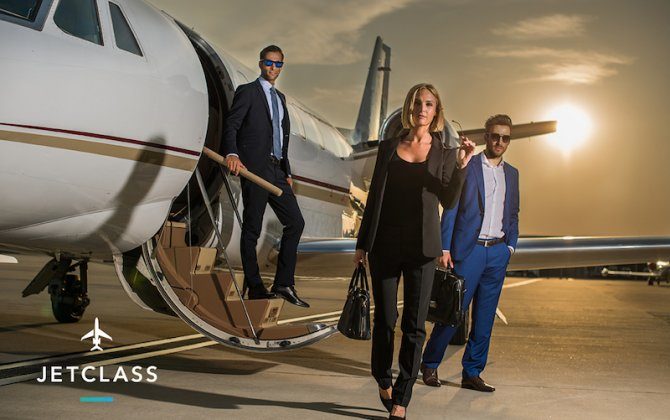 JetClass launches private jet flights from just 290 euros