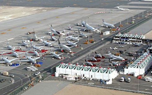 Jetex awarded official FBO and handler for MEBAA Show 2016