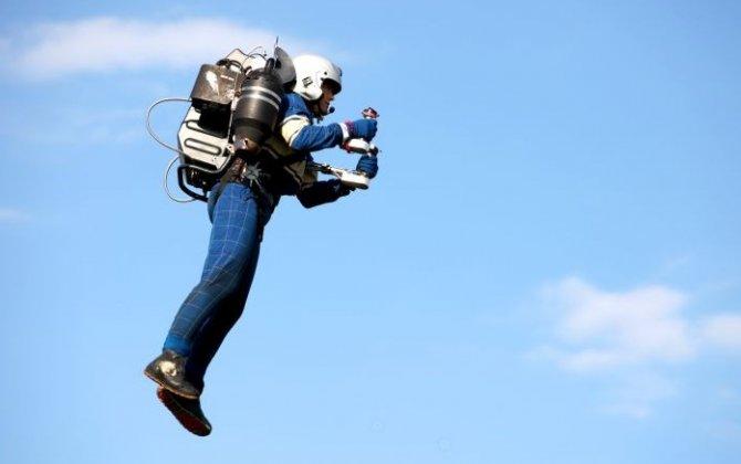 Jetpack Aviation's JB-9 Is The Mother Of All Jetpacks