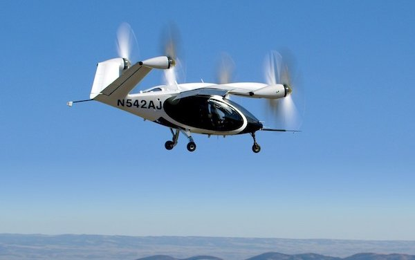 Joby Aviation takes key step towards certifying aircraft, generates first revenue