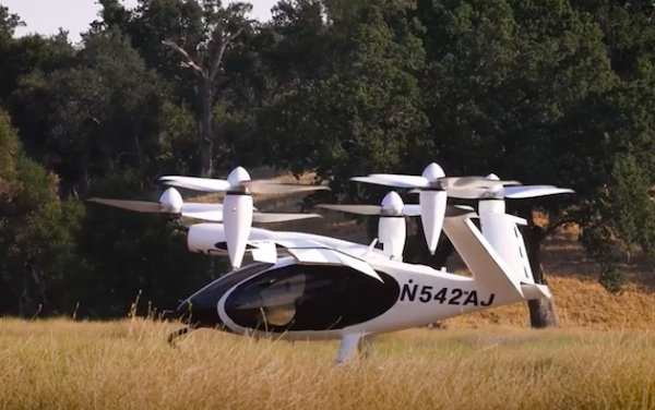 Joby completes flight of more than 150 Miles with Electric Vertical Take-Off Air Taxi