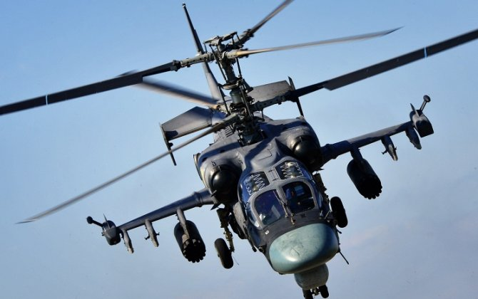 Ka-52K helicopter is ready for a new stage of state tests