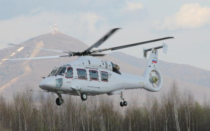 Ka-62 Medium Twin Helo Takes Flight after Years of Delays