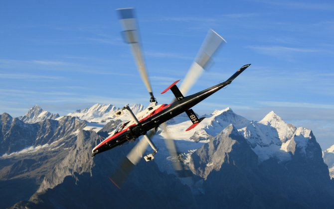 Kaman Announces Customer Acceptance of Two K-MAX® Aircraft