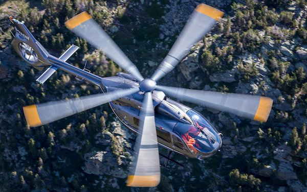 Kawasaki receives order for new H145//BK117 D-3 helicopter