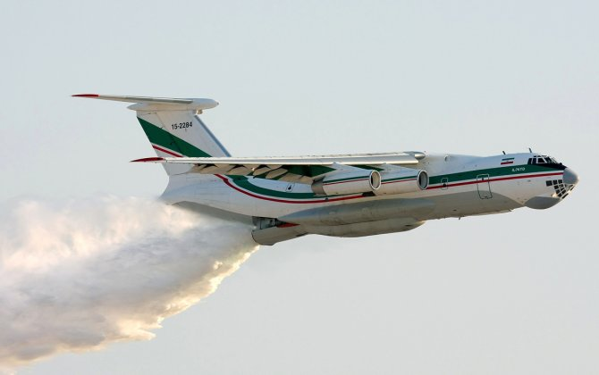 Kazakhstan may start producing cutting-edge aircraft for aerial firefighting