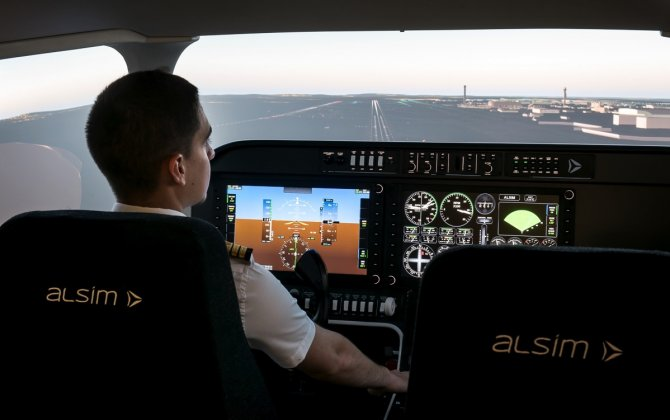 KENT STATE UNIVERSITY INVESTS IN FOUR ALSIM SIMULATORS FOR NEW AERONAUTICS ACADEMIC CENTER