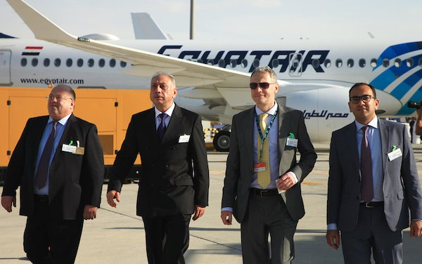 Key agreements for Azerbaijan Airlines at Dubai Airshow 2019