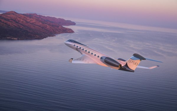Key supplier for new industry flagship Gulfstream G700 - GKN Aerospace