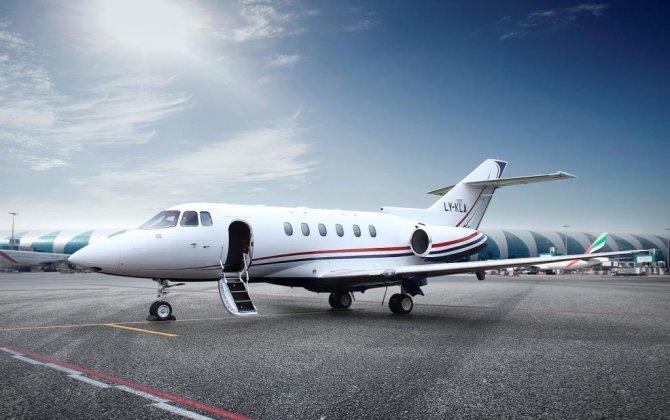 KlasJet adds 3rd business jet to its fleet – Hawker 800XP