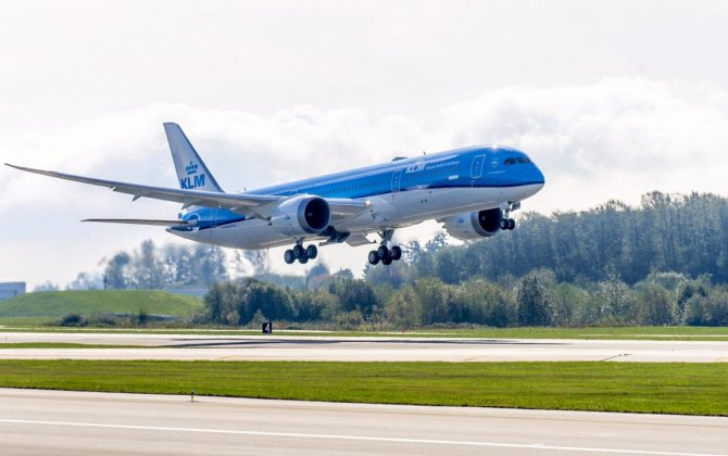 KLM Debuts the 787-9 Dreamliner in its San Francisco Route