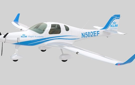 KLM Flight Academy signs up for 14 Bye Aerospace all-electric eFlyers