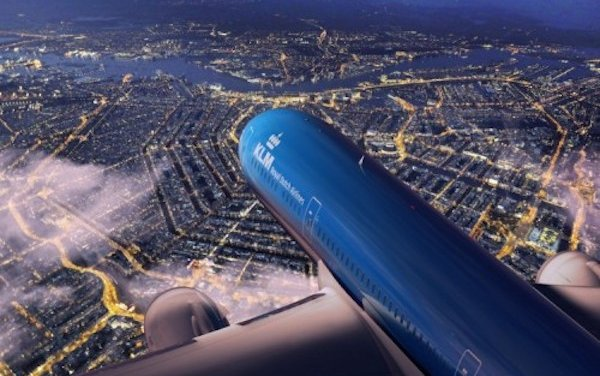 KLM: gradual and careful restoration of European network and face masks compulsory on board