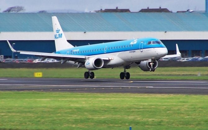 KLM Launches New Biofuel Initiative with Embraer 190