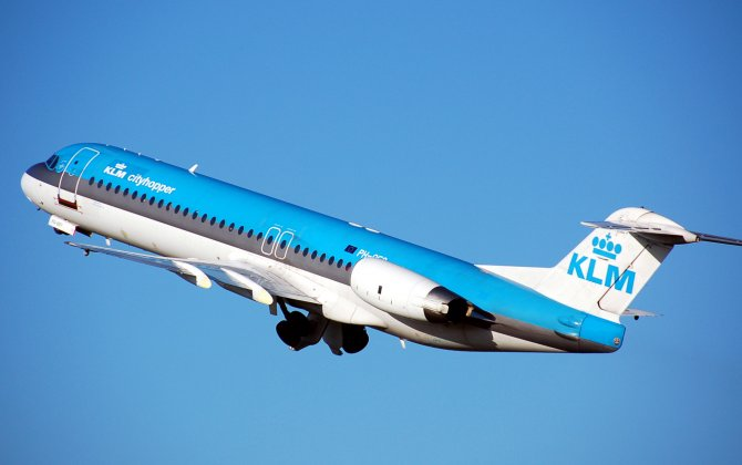 KLM Returns to London City Airport for the first time in almost 8 years