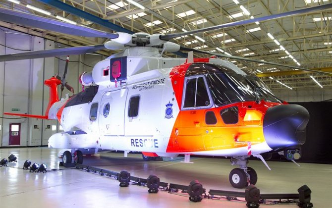 Kongsberg and Leonardo sign agreements for NH-90 and AW101 helicopters