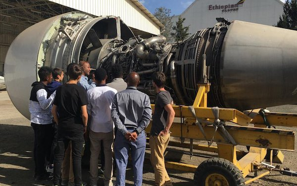 Krimson supports next generation of African aviators in Addis Ababa
