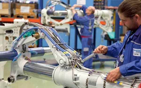 Landing Gear Overhaul Agreement between Liebherr-Aerospace and J-Air