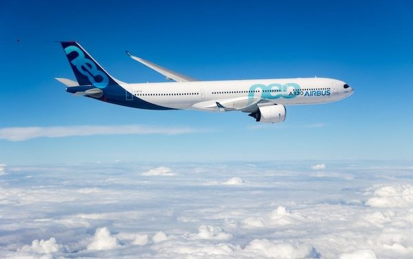 Large-scale presence of Airbus at Aero India