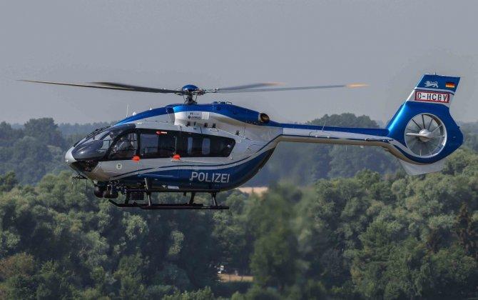 Las Vegas Metro Police to buy Airbus H145