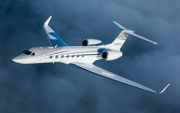 Last commercially available Gulfstream G550 was sold