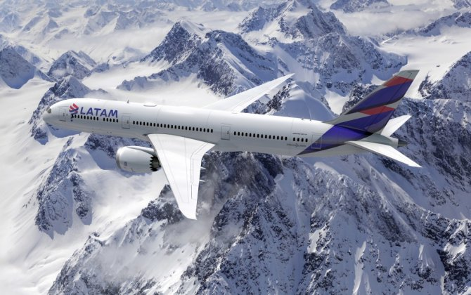 LATAM Unveils Comprehensive Rebranding With Global Focus