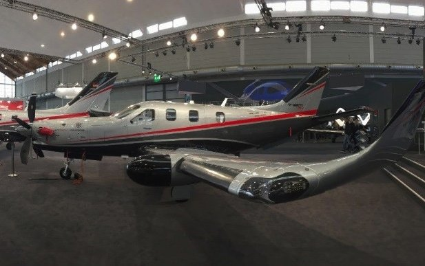 Latest from Daher at AERO Friedrichshafen general aviation show