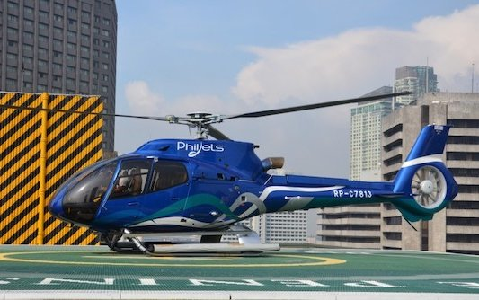 Latest newcomer to join the team - PhilJets became part of Luxaviation Helicopters Charter Alliance
