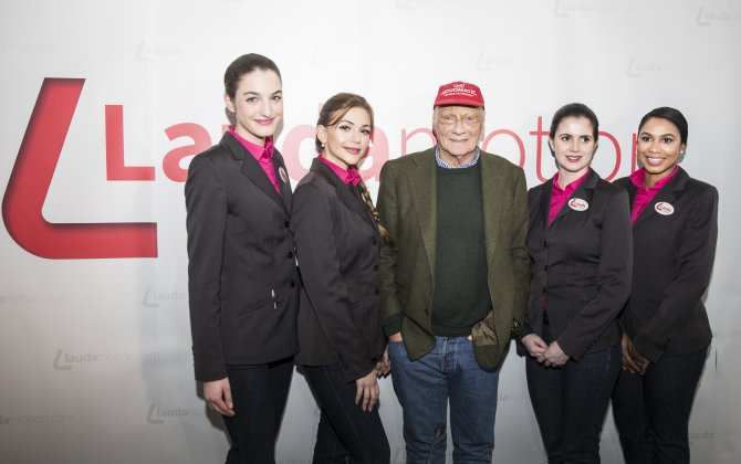 Lauda to launch Laudamotion with 14 aircraft