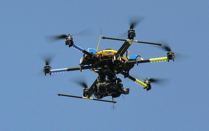 Lawsuit over shot-down drone could set U.S. law