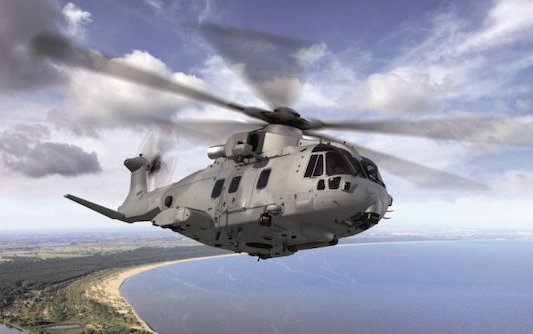 Leonardo 380 mln EUR contract for Polish maritime multirole helicopters