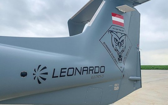 Leonardo and Diamond Aircraft boost capability of DA62 Mission Surveillance Aircraft