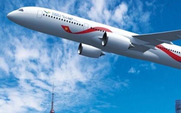 Leonardo and Kangde Investment Group of China agree guiding principles to partner on the new COMAC CR929 long range airliner