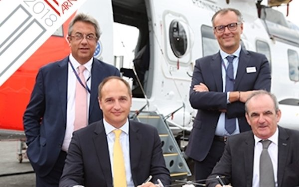 Leonardo: AW109 GrandNew light twin enters Irish VIP market