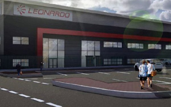 Leonardo breaks ground on advanced new helicopters logistics hub in South West England