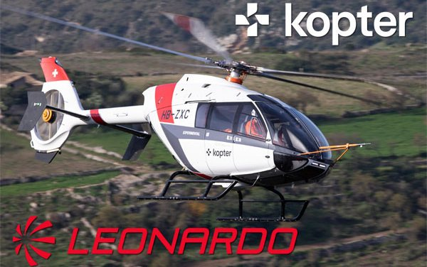 Leonardo completed the  acquisition of Kopter