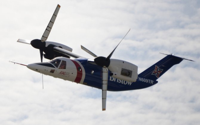 Leonardo-Finmeccanica confirms certification activities of AW609