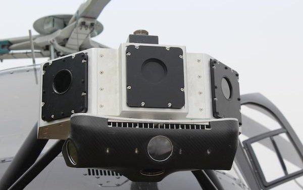 Leonardo new threat warning system for aircraft goes into series production