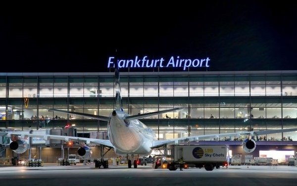 Leonardo position in the airport logistics sector: new contract with Frankfurt Airport