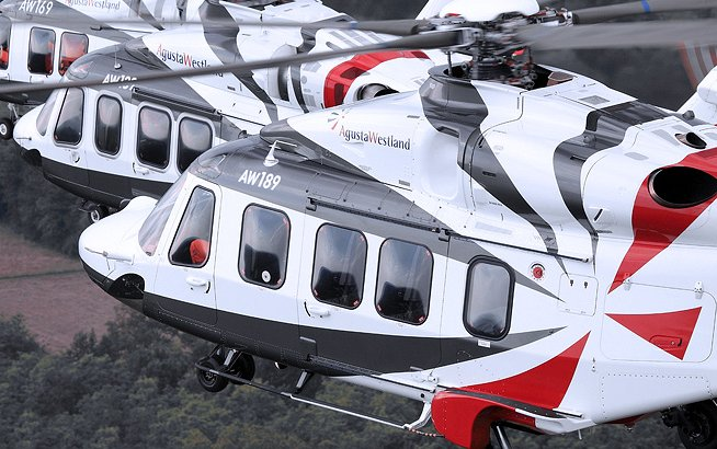 Leonardo strengthens strategic partnership with Shanghai Zenisun in Chinese civil helicopter market